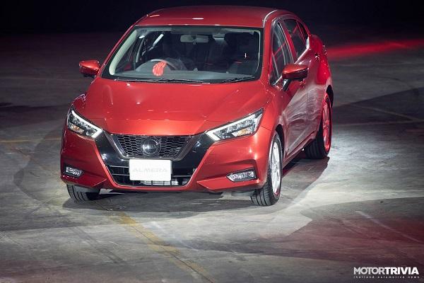 Nissan Sunny 2020 ra mắt giá từ 16.500 USD