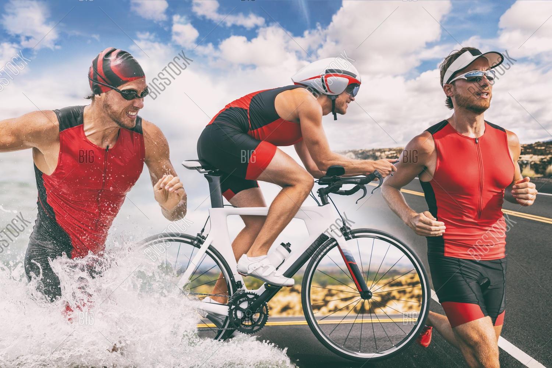 Lợi ích và nhược điểm của các môn thể thao chạy, bơi, đạp xe