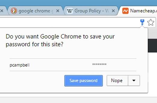 Vì sao không nên lưu mật khẩu trên trình duyệt?