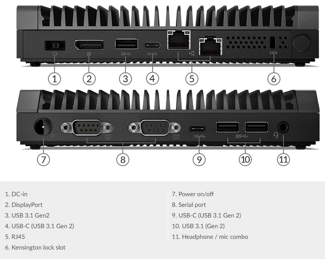 Lenovo ra mắt máy tính để bàn chuyên cho IoT tại Việt Nam: nhỏ chỉ bằng modem WiFi, giá từ 12,5 triệu đồng
