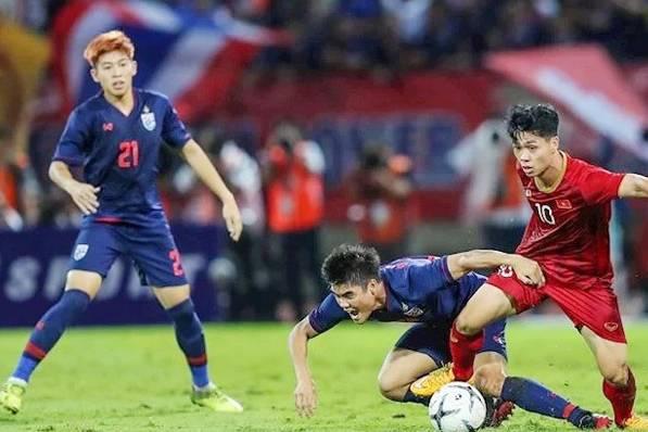 Việt Nam đấu với Thái Lan hôm nay: tình thế buộc Thái Lan phải thắng