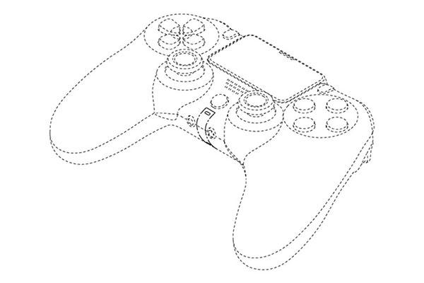 Đây là tay cầm chơi game mới của Sony PS5?