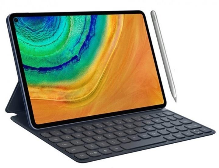 Huawei MatePad Pro lộ diện với bút stylus, hỗ trợ 5G