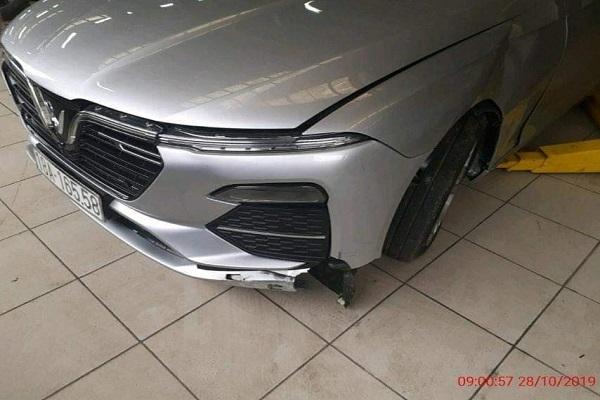 Xôn xao bảng báo giá sửa chữa VinFast Lux A2.0 với chi phí hơn nửa tỷ đồng