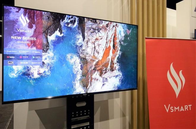 VinSmart xác nhận sắp ra 5 smart TV trong tháng 12, chạy Android TV