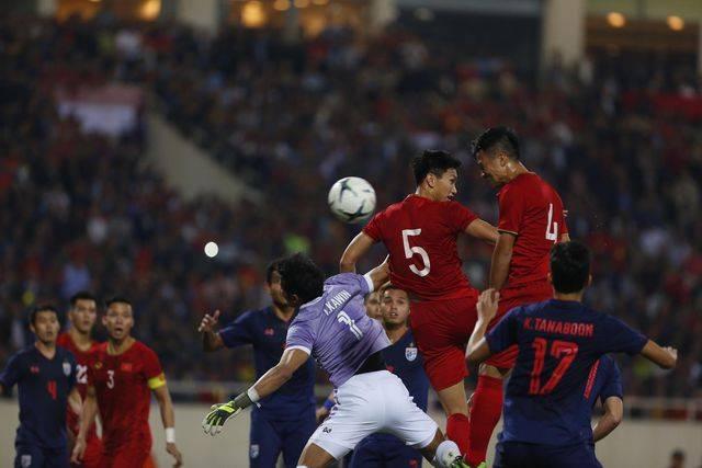Trận Việt Nam - Malaysia tháng 3/2020 đặt Việt Nam trước rủi ro mất ngôi đầu bảng G và rớt xuống vị trí thứ 3