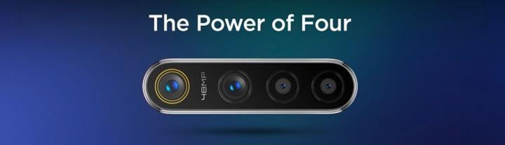 Realme 5s ra mắt với camera chính 48MP, bộ nhớ lớn hơn, có tùy chọn màu mới