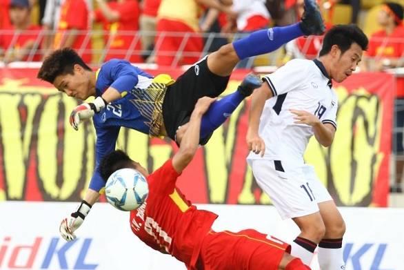 Bóng đá Việt Nam chưa bao giờ vô địch Sea Games, thua Thái Lan 4/5 trận chung kết