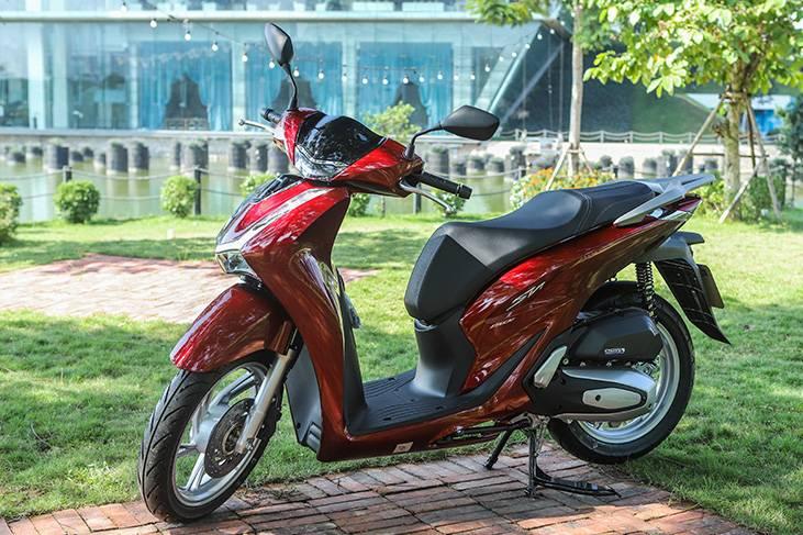 Honda SH 150i 2020 hoãn bán vô thời hạn