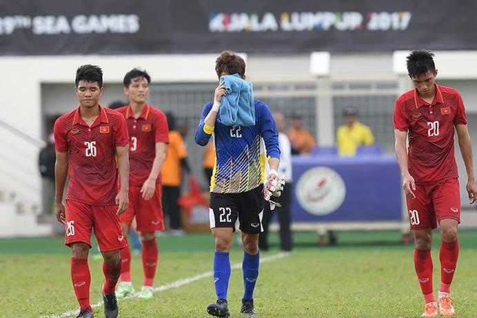 Sốc: Bóng đá Việt Nam toàn hòa và thua Thái Lan tại tất cả các kỳ Sea Games