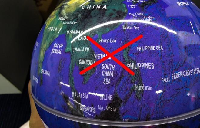 Bán địa cầu có đường lưỡi bò, Tiki dù đã được cảnh báo vẫn tiếp tục giao đến người dùng