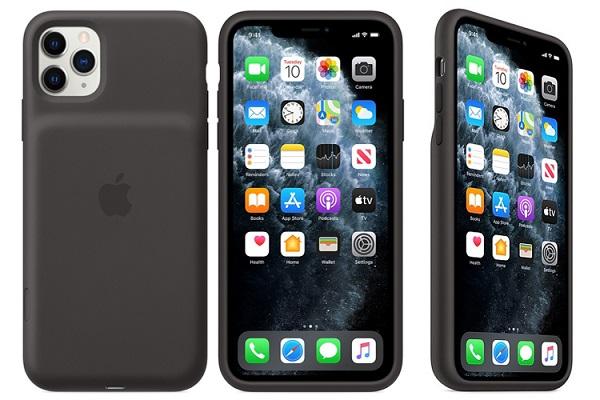 Trên tay ốp lưng kèm pin Smart Battery Case mới của Apple cho iPhone 11 Pro Max