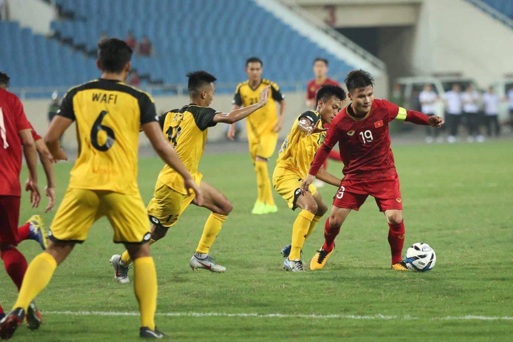 Trận U22 Việt Nam - U22 Brunei mấy giờ đá?