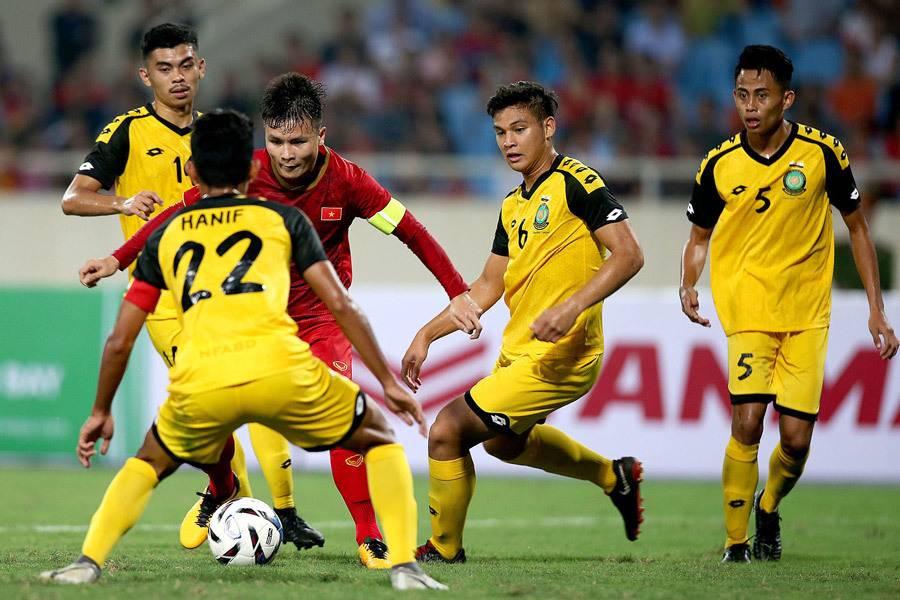 Dự đoán tỉ số trận U22 Việt Nam - U22 Brunei ngày 25/11