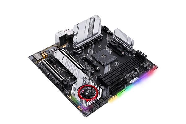 Colorful ra mắt bo mạch chủ CVN X570M Gaming Pro cho dòng case nhỏ gọn mATX