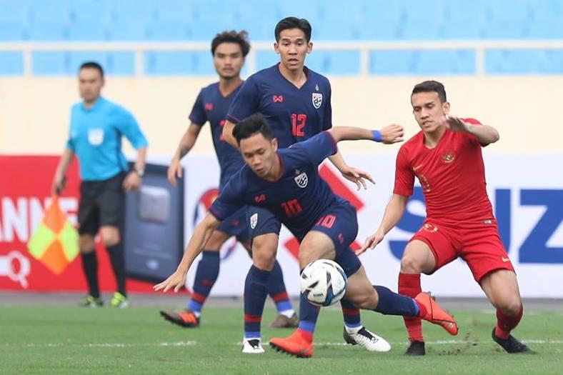 Trận U22 Thái Lan - Indonesia mấy giờ đá?