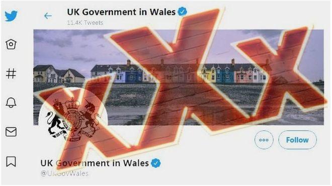 Ối giời, chính quyền đăng nhầm ảnh XXX lên Twitter