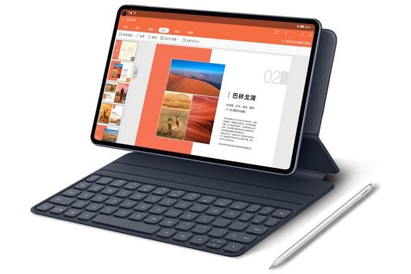 Huawei MatePad Pro: tablet màn hình đục lỗ, có bút, dùng chip Kirin 990