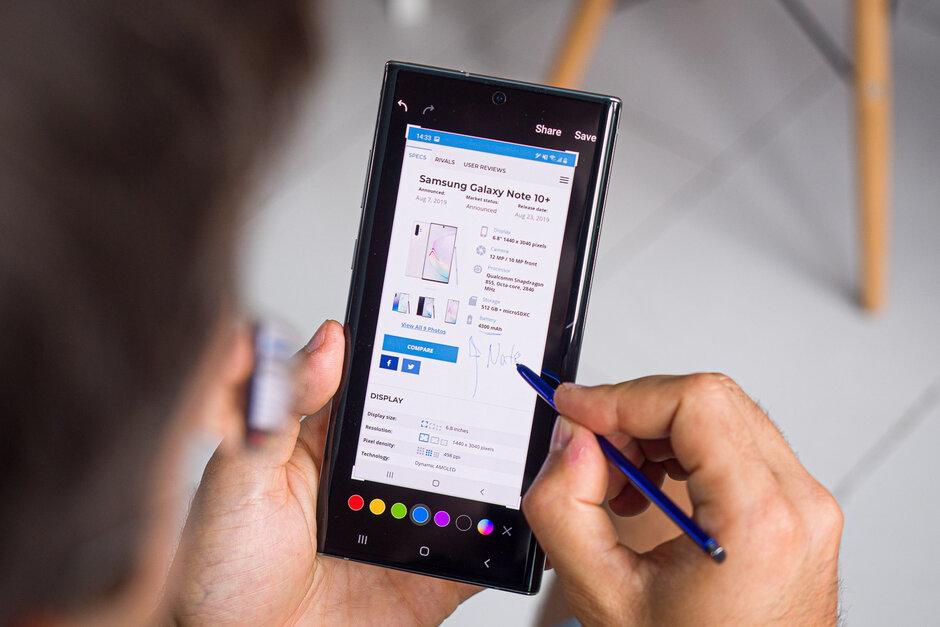 Galaxy A81 có thể là chiếc Galaxy Note 10 Lite được đổi tên và có bút S Pen