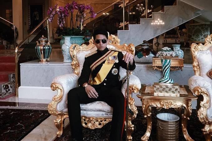 'Lóa mắt' trước độ giàu có, chịu chơi của hoàng tử Brunei dự Sea Games 30