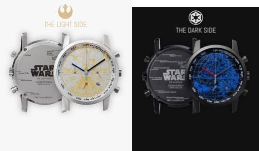Sony ra mắt đồng hồ thông minh Star Wars, giá từ 15 triệu đồng