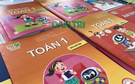 Sách giáo khoa lớp 1 mới sẽ do mỗi trường tiểu học lựa chọn