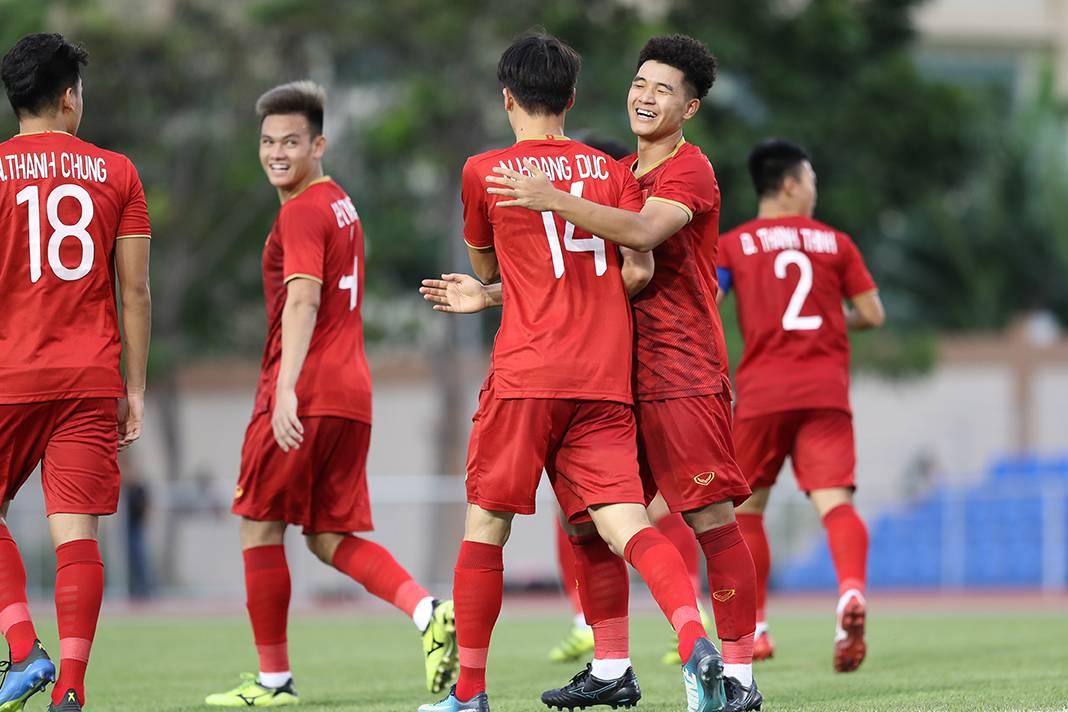 Dự đoán tỉ số trận U22 Việt Nam - U22 Indonesia ngày 1/12