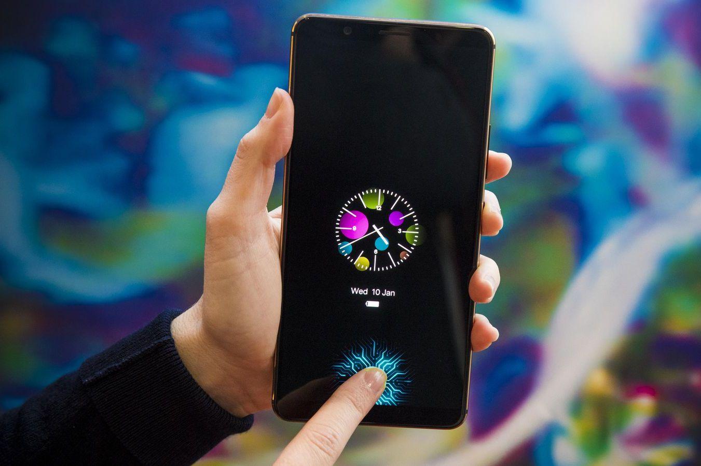 """""""Samsung đã triển khai cảm biến vân tay siêu âm bất chấp có lo ngại về bảo mật"""""""