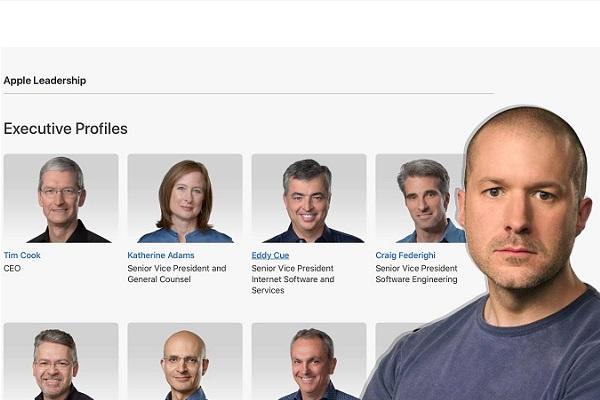 Jony Ive chính thức rời Apple sau 27 năm gắn bó