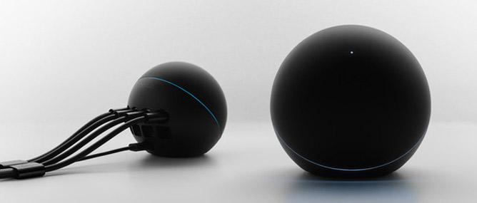 Nexus Q - thiết bị giải trí của Google