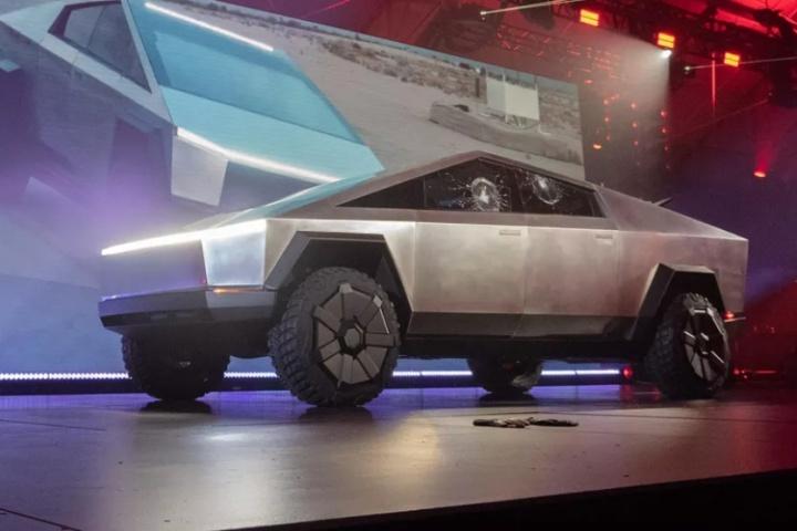 Thiết kế Cybertruck của Tesla đối mặt nhiều câu hỏi lớn về độ an toàn