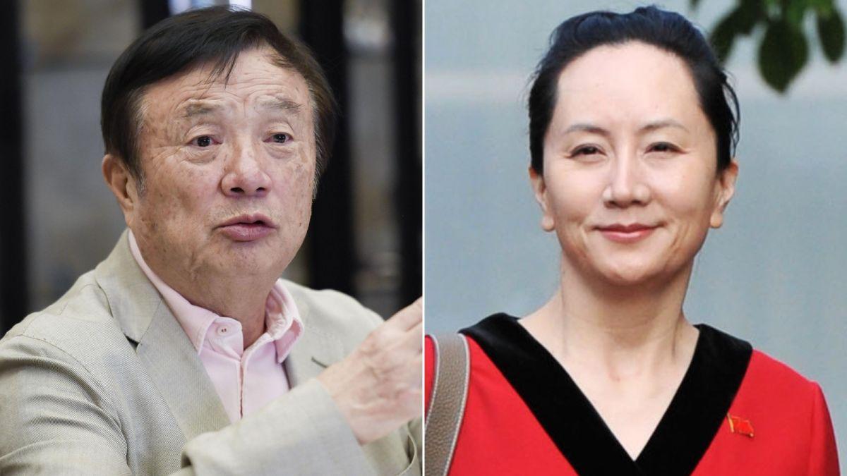 """CEO Huawei Nhậm Chính Phi cho rằng con gái nên cảm thấy tự hào vì trở thành """"con bài mặc cả"""" trong thương chiến Mỹ-Trung"""