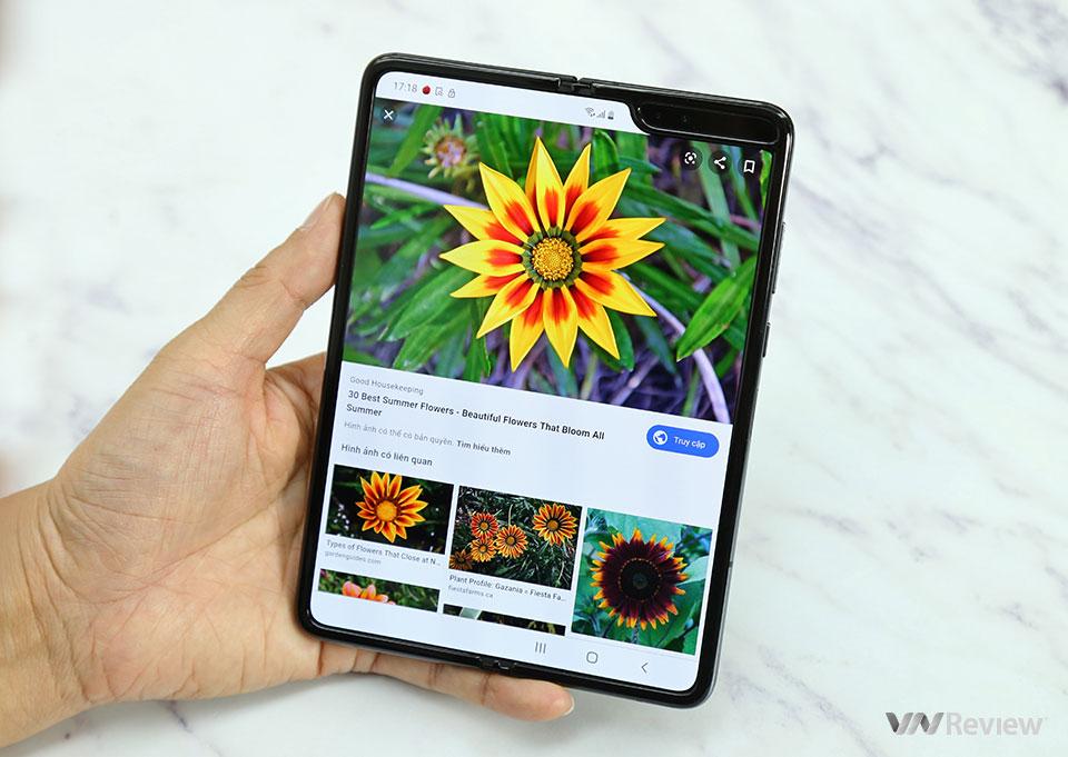 Samsung vừa thông báo Galaxy Fold cháy hàng đợt 2 ở Việt Nam
