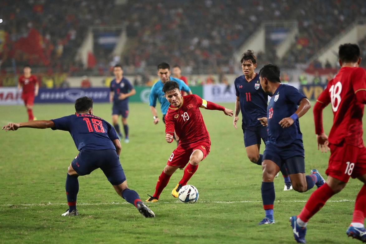 Kịch bản nào để U22 Việt Nam 'đá bay' U22 Thái Lan khỏi vòng bảng Sea Games 30