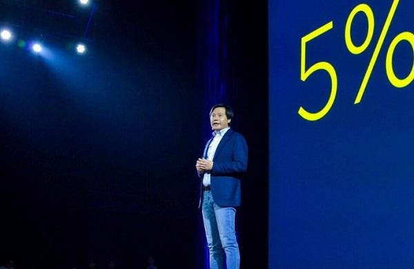 Đồng sáng lập Xiaomi Lei Jun từ chức
