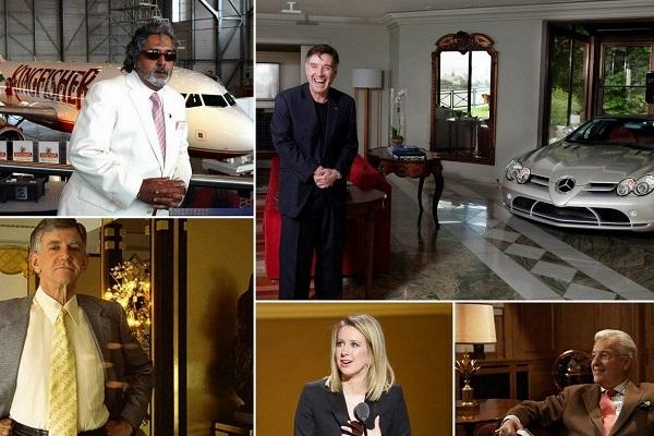 11 tỷ phú siêu giàu bỗng chốc trắng tay: kẻ tự tử, người vào tù