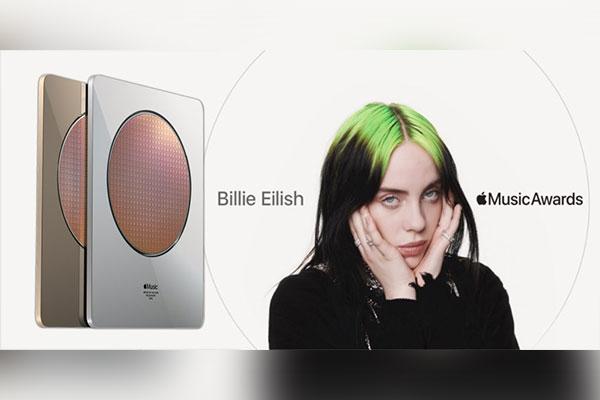 Apple lần đầu tổ chức lễ trao giải Music Awards, vào ngày 4/12