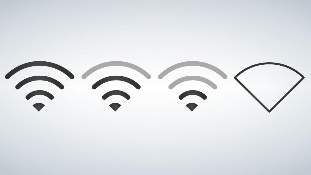 Chỉ số dBm giảm đồng nghĩa với cường độ sóng Wifi yếu đi (Photo Credit: Rido/Shutterstock)