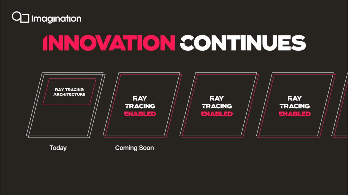 GPU mới của Imagination sẽ là đối thủ cạnh tranh gay gắt với Apple, Qualcomm và ARM