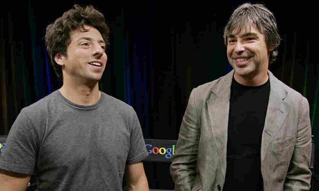 Đồng sáng lập Google Larry Page và Sergey Brin sẽ từ chức CEO Alphabet