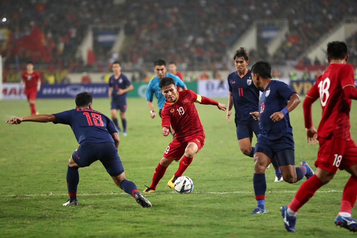 Dự đoán tỉ số trận U22 Việt Nam - U22 Thái Lan ngày 5/12