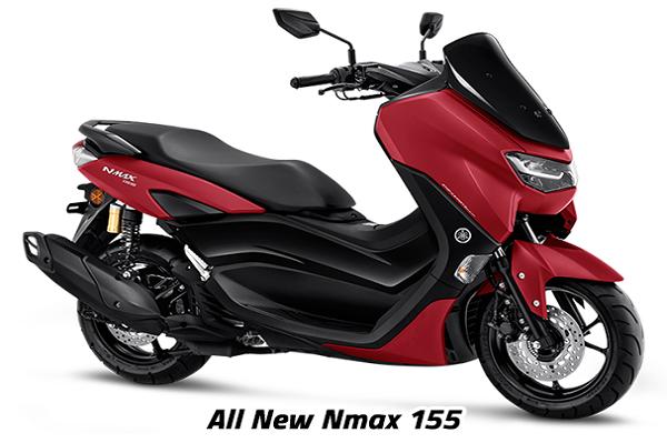 Yamaha NMAX 2020 chính thức ra mắt