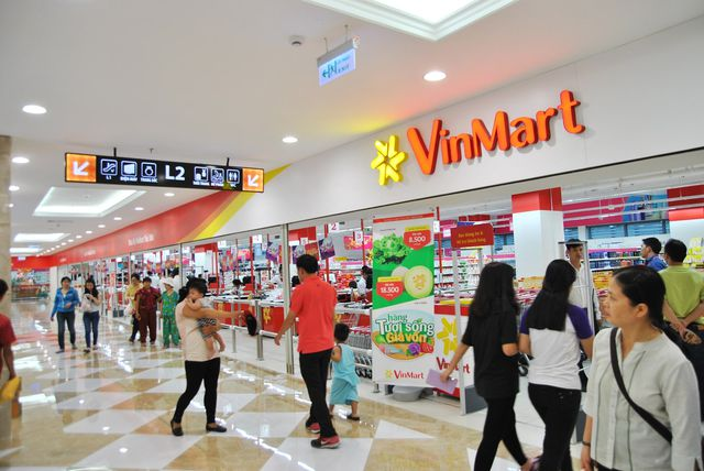 """""""Lộ"""" tình hình tài chính của VinCommerce trước sáp nhập: Diễn biến bất ngờ của cổ phiếu"""
