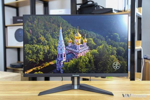 """Đánh giá màn hình Viewsonic VX2758-2KP-MHD: Sức hấp dẫn đến từ """"cái hồn"""""""