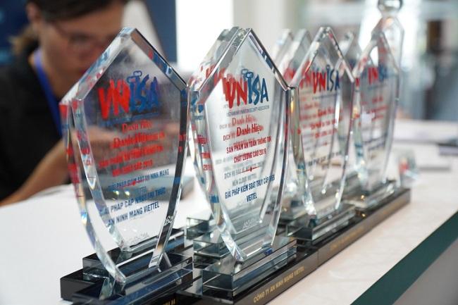 Viettel có 10/10 sản phẩm đạt giải thưởng An toàn thông tin 2019