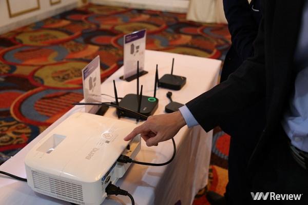 BenQ ra mắt máy chiếu thông minh và IFP, hướng đối tượng người dùng doanh nghiệp và giáo dục