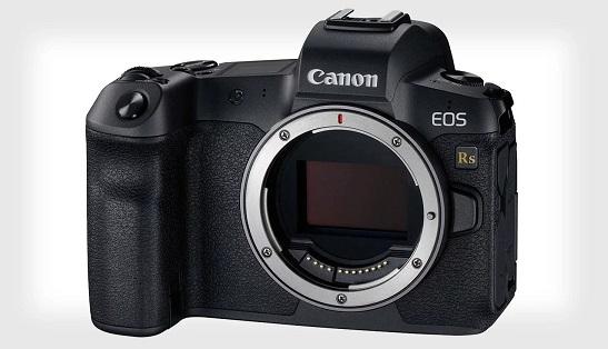 Canon EOS Rs độ phân giải 75 megapixel