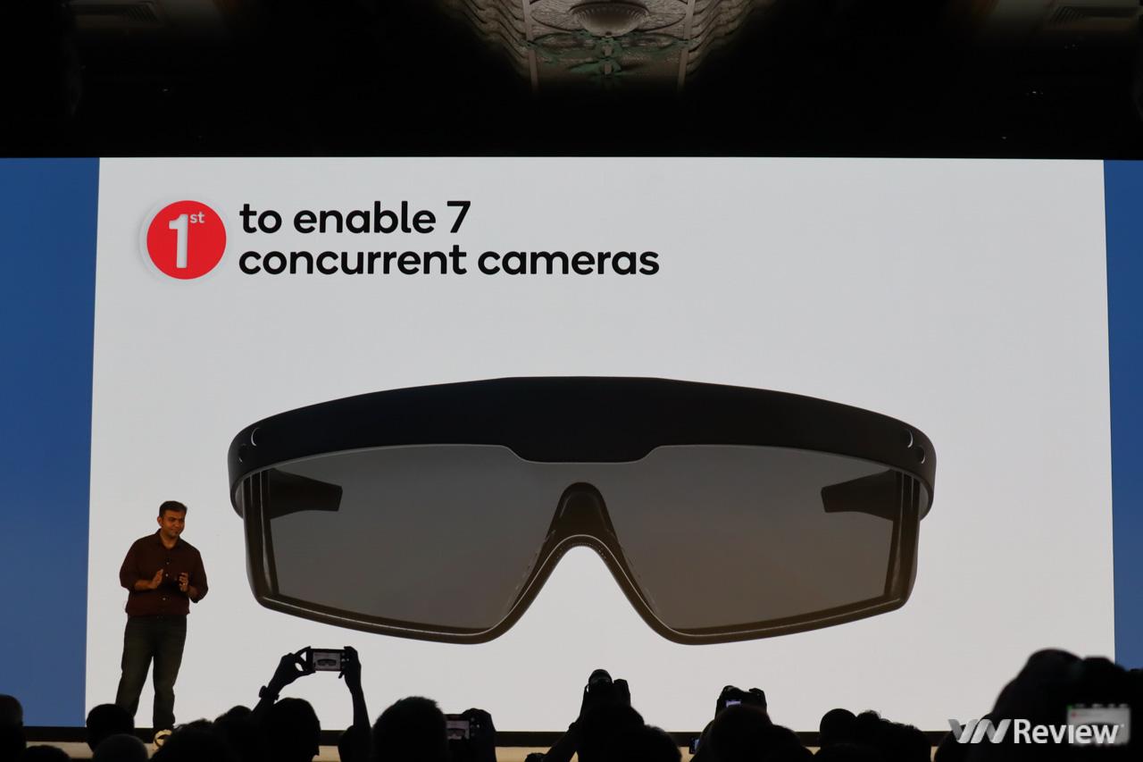 Qualcomm trình làng Snapdragon XR2: nền tảng kính thực tại ảo XR 5G đầu tiên trên thế giới, 2 màn hình 3K 90 FPS, hỗ trợ video 8K HDR10+ 120Hz, tích hợp 7 camera, khẳng định trải nghiệm ảo còn hay hơn thật