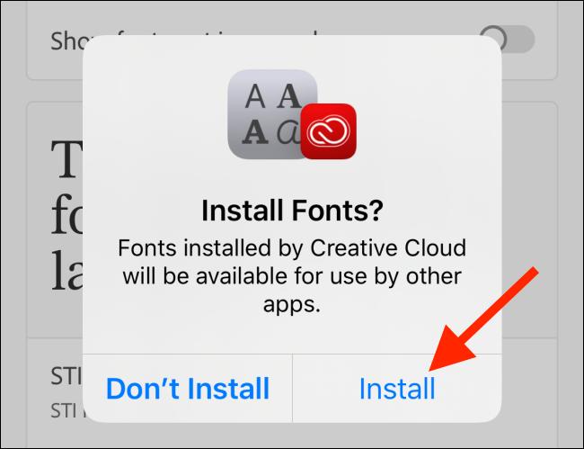 Cách cài đặt font chữ ngoài lên iPhone và iPad chạy iOS 13/iPad OS 13 | Cách cài đặt font chữ ngoài lên iPhone và iPad chạy iOS 13/iPad OS 13