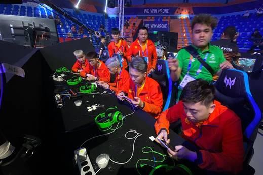 Tuyển Liên quân Mobile Việt Nam giành HCĐ Sea Games 30 dù gặp thảm họa wi-fi từ nước chủ nhà